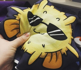 Product – Plush Pillows